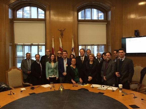 Conseil des partenaires de la Ville de Montréal