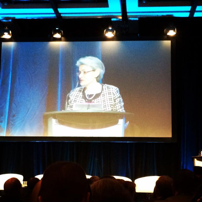 Mme Bokova, DG UNESCO