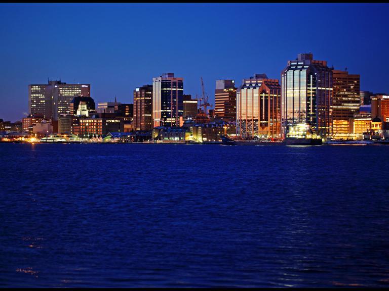 Vue de Halifax