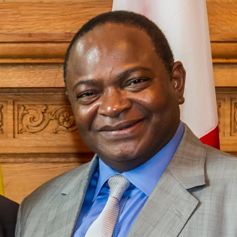 M. Adama Sangaré