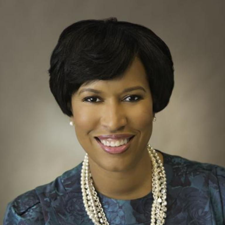 Muriel Bowser, Mairesse de Washington, D.C.