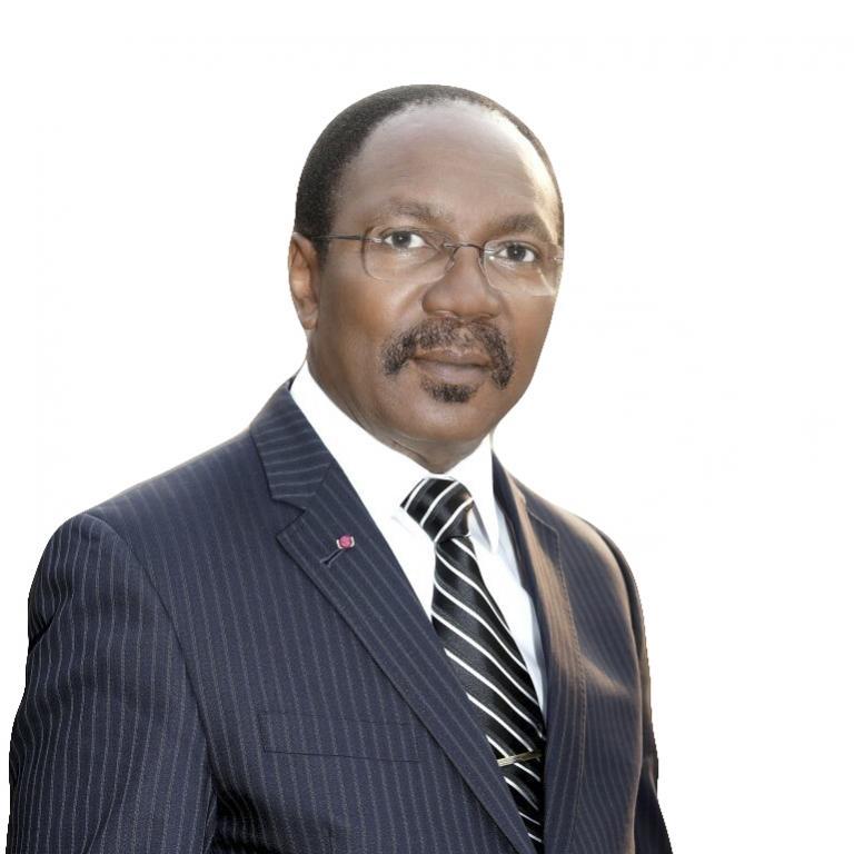 Fritz Ntonè Ntonè, mayor of the City of Douala