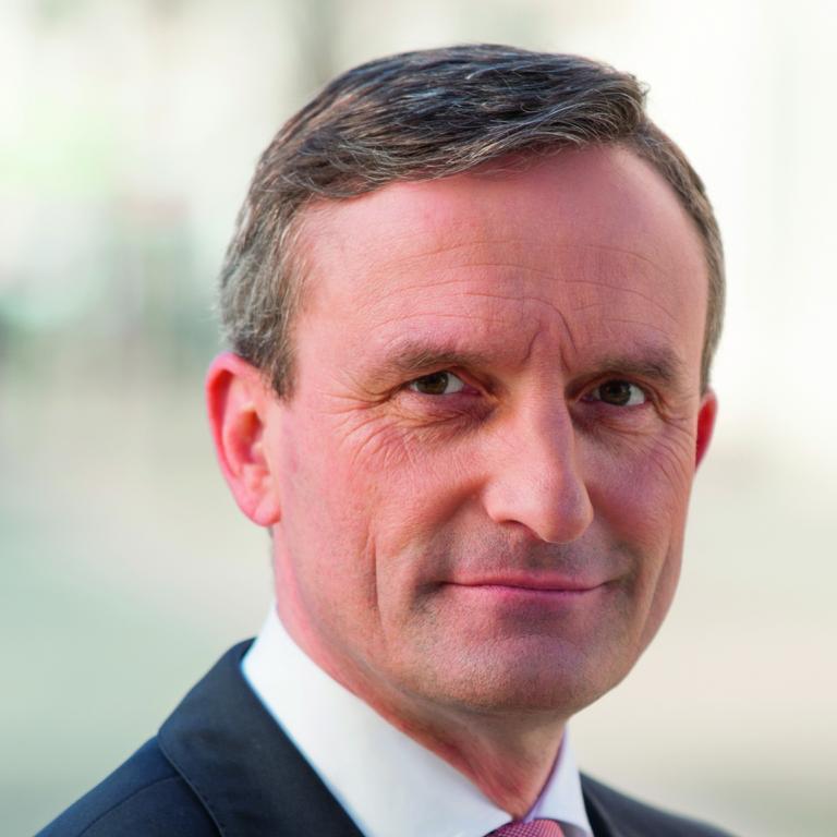 Thomas Geisel, mayor of Düsseldorf