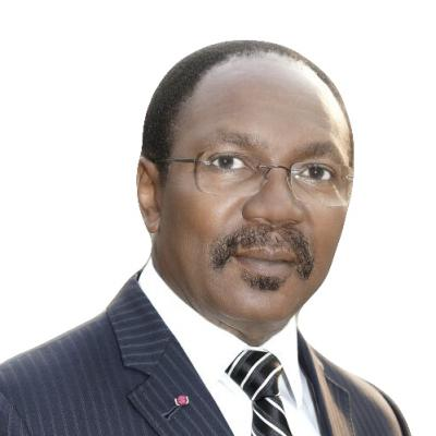 Fritz Ntonè Ntonè, mayor of the City of Douala